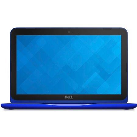 "Dell Inspiron 3162-0552 11.6"", Intel Celeron N3060, 1600МГц, 2Гб RAM, DVD нет, 500Гб, Синий, Wi-Fi, Windows 10, Bluetooth"