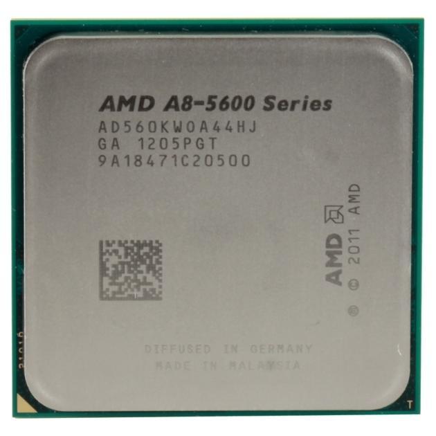 AMD A8-5600K 3600МГц, OEM