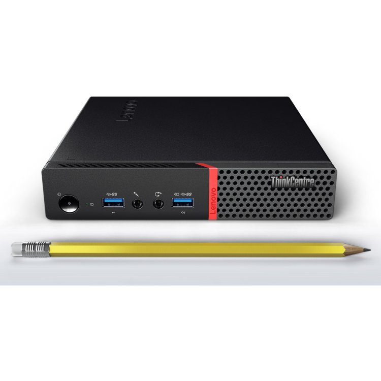 Lenovo ThinkCentre M700 Tiny Intel Core i5, 2200МГц, 4Гб RAM, 128Гб, Windows 10 Pro