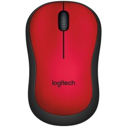 Logitech M220 Silent Красный