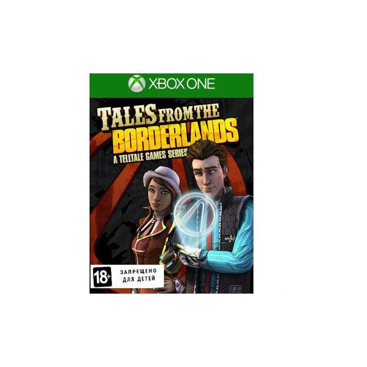 Tales from the Borderlands Xbox One, стандартное издание, Английский