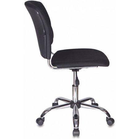 Кресло Бюрократ CH-H322SXN/Black спинка динамичная поддержка черный 26-28 крестовина хром