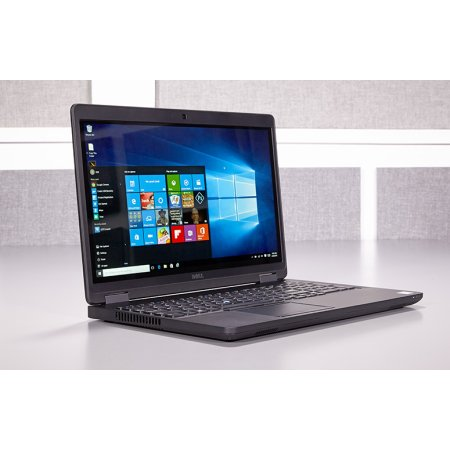"Dell Latitude E5570-9679 15.6"", Intel Core i5, 2300МГц, 8Гб RAM, DVD нет, 500Гб, Windows 10 Pro, Windows 7, Черный, Wi-Fi, Bluetooth"