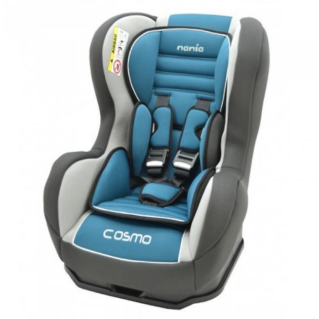 Nania Cosmo SP Luxe голубой/серый B0001307422