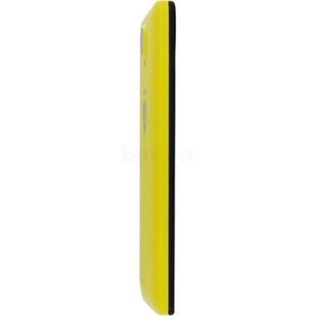 Prestigio Wize K3 4Гб, Желтый, Dual SIM, 3G
