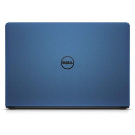 "Dell Inspiron 5559-8230 15.6"", Intel Core i5, 2300МГц, 8Гб RAM, DVD-RW, 1Тб, Синий, Wi-Fi, Windows 10, Bluetooth"