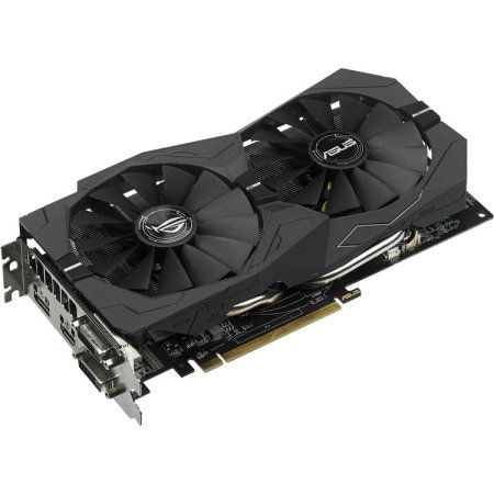 Asus AMD Radeon RX 470 STRIX GAMING 4096Мб, GDDR5, 1226MHz STRIX-RX470-4G-GAMING RX 470 STRIX GAMING - 4096Мб, GDDR5, 1226MHz STRIX-RX470-4G-GAMING