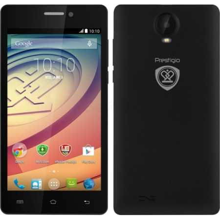 Prestigio Wize K3 4Гб, Черный, Dual SIM, 3G