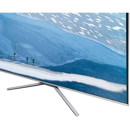 "Samsung UE55KU6400U 55"", Серебристый, 3840x2160, Wi-Fi, Вход HDMI"