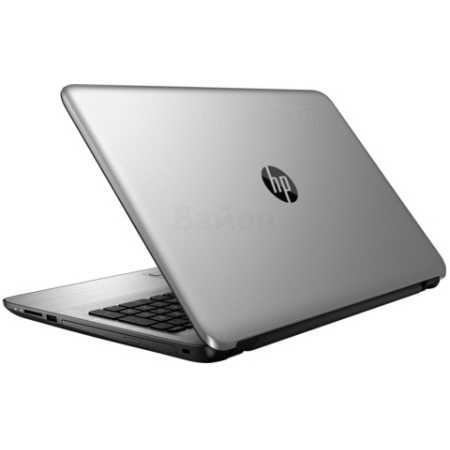 "HP 250 G5 15.6"", Intel Core i5, 2300МГц, 4Гб RAM, DVD-RW, 128Гб, Серебристый, Wi-Fi, DOS, Bluetooth"