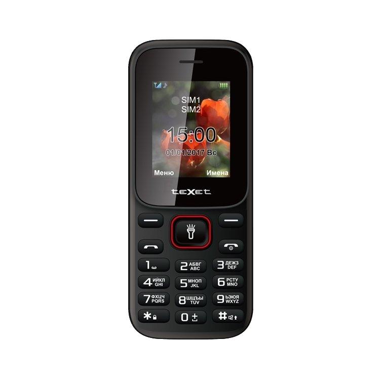 TeXet TM-128 /красный