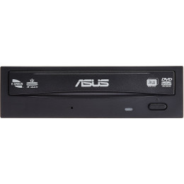 ASUS DRW-24F1MT/BLK/B/AS Черный, DVD RW DL