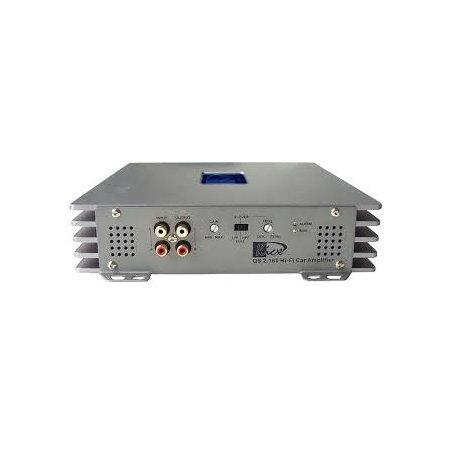 Усилитель автомобильный Kicx QS 2.160 двухканальный