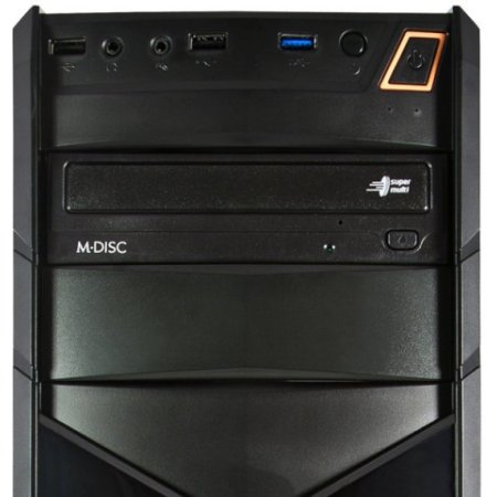 IRU Corp 510 3300МГц, 4Гб RAM, 500Гб, Win 7