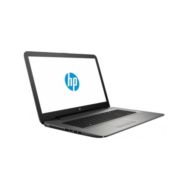 HP 17-x00 5005U, серебристый, Intel HD Graphics 5500