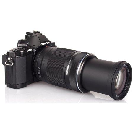 Olympus M.Zuiko Digital ED 75-300mm f/4.8-6.7 II Телеобъектив, Micro 4/3