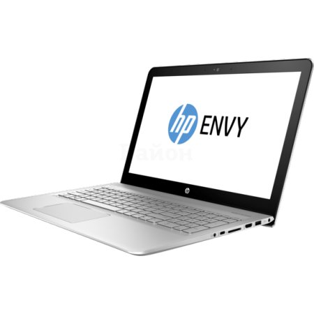 "HP Envy 15-as004ur 15.6"", Intel Core i7, 2500МГц, 4Гб RAM, DVD нет, 1Тб, Серебристый, Wi-Fi, Windows 10, Bluetooth"