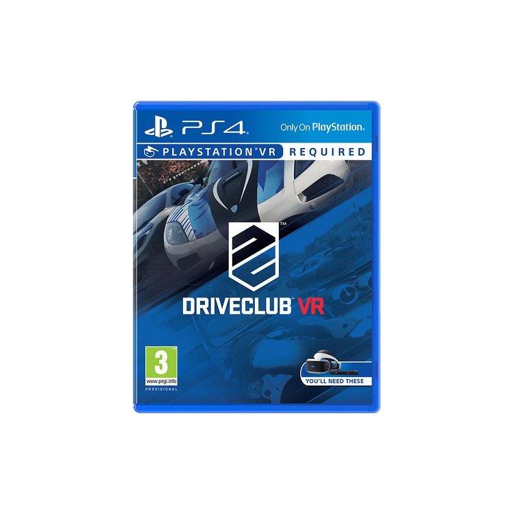 Купить DriveClub в интернет магазине бытовой техники и электроники