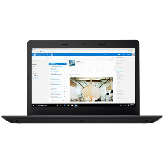 "Lenovo ThinkPad EDGE E470 20H1S00P00 14"", Intel Core i5, 2500МГц, 4Гб RAM, 500Гб, Черный, DOS"