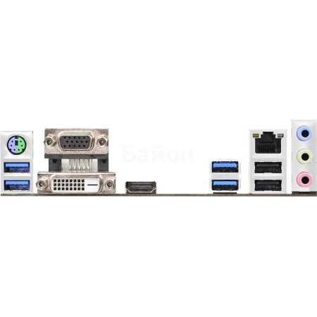 ASRock B150M-HDV uATX