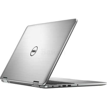"Dell Inspiron 7778 17.3"", Intel Core i7, 2.5МГц, 12Гб RAM, DVD нет, 1Тб, Серебристый, Wi-Fi, Windows 10, Bluetooth"