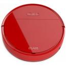 Робот-пылесос Elari SmartBot BRUSH белый Красный