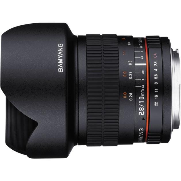 Samyang MF 10mm f/2.8 ED AS NCS CS AE Nikon