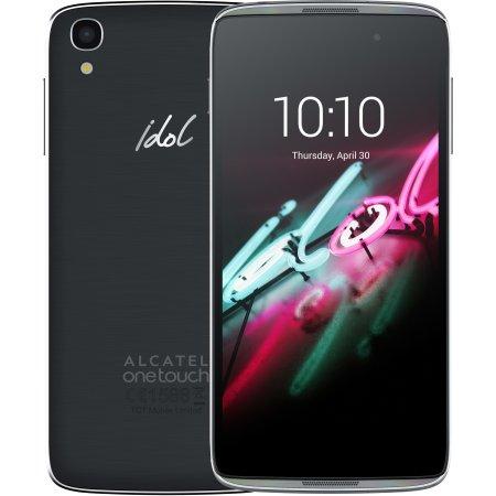 Alcatel OneTouch 6045Y 16Гб, Темно-серый, 1 SIM, 4G (LTE), 3G