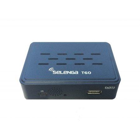 Ресивер DVB-T2 Selenga T60