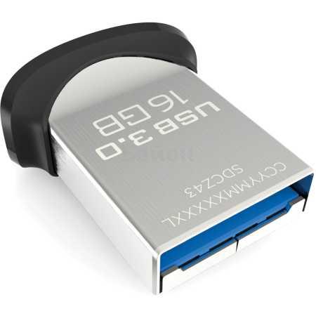 Sandisk Ultra Fit SDCZ43-016G-GAM46