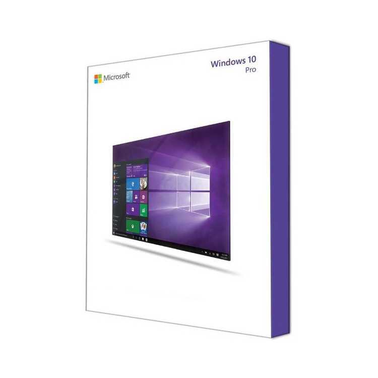 Microsoft Windows 10 Электронная, Профессиональная