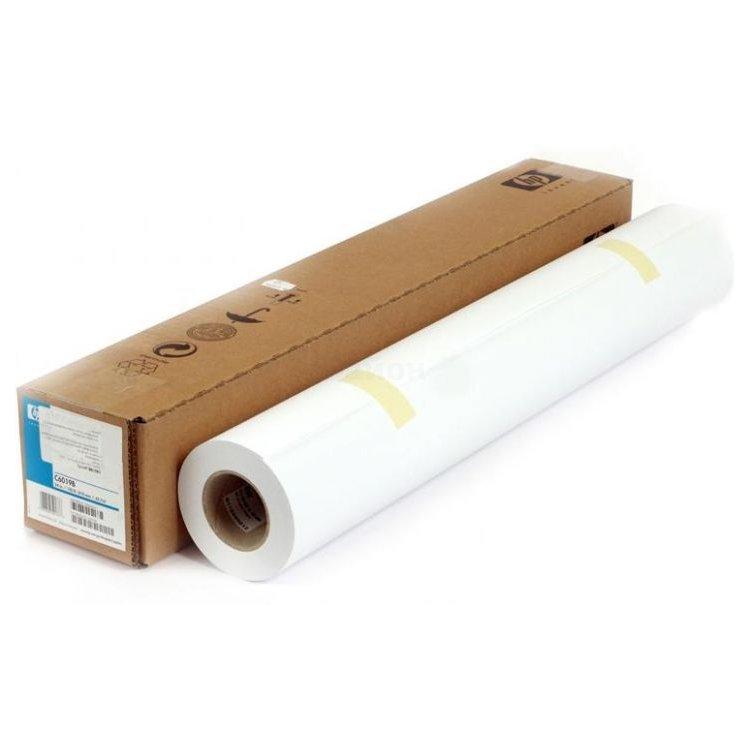 HP Q1405A Офисная бумага, Рулон, -, 45.7м, матовая