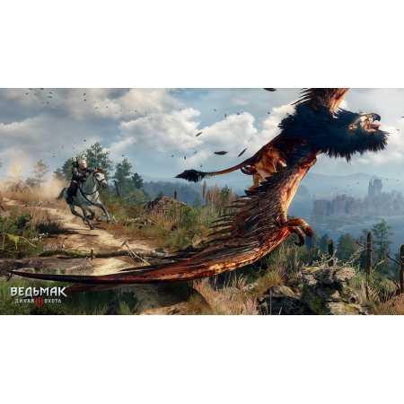 Ведьмак 3: Дикая Охота. Издание Игра года