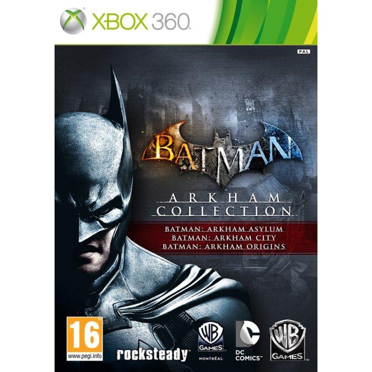 Купить Batman Arkham в интернет магазине бытовой техники и электроники