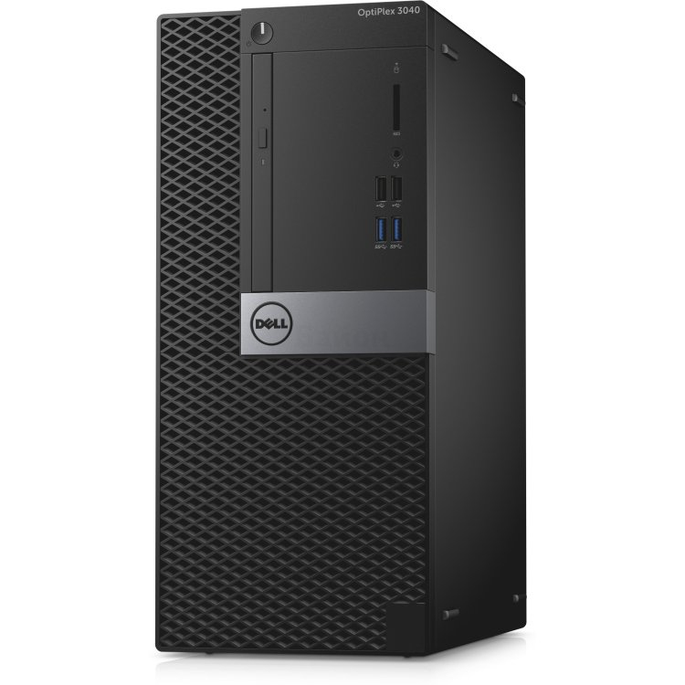 Dell OptiPlex 3040-2372 MT, 3700МГц, 4Гб, Intel Core i3, 500Гб, Ubuntu