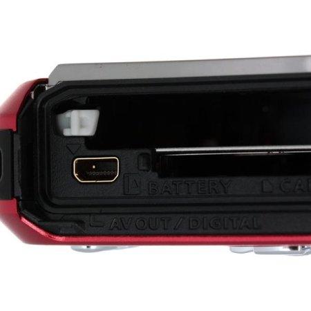 Panasonic Lumix DMC-FT30 Красный