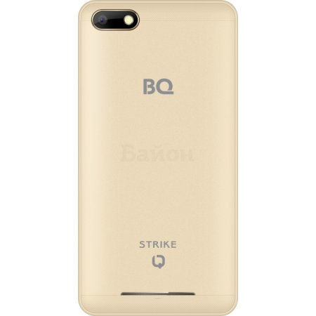 BQ BQS-5020 Strike 8Гб, Золотой, Dual SIM, 3G