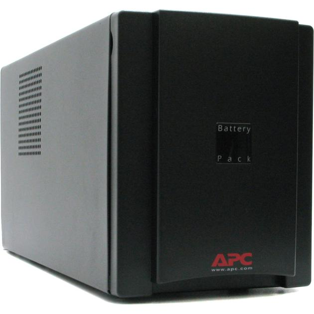 APC by Schneider Electric Smart-UPS 24V Battery Pack (for SUA750XLI/SUA1000XLI) Hot Pluggable, Intelligent Battery Management