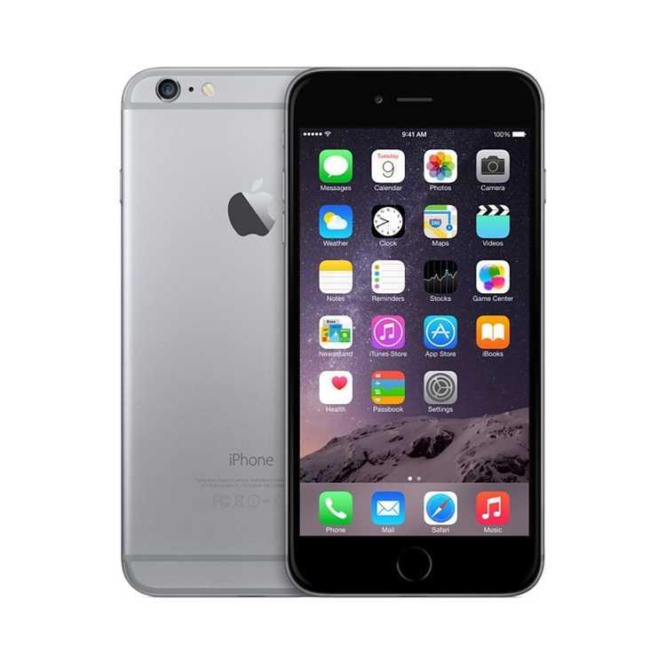 Apple iPhone 6 Plus Как новый, 16Гб