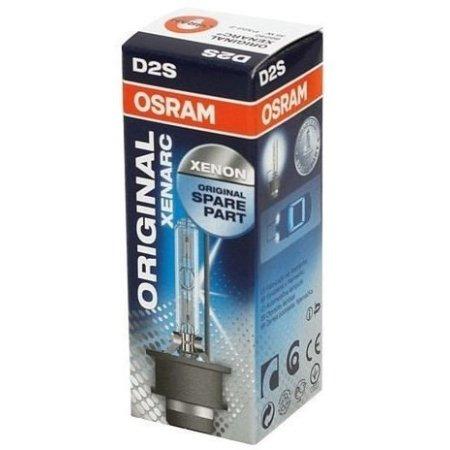 Лампа ксеноновая OSRAM D2S Xenarc Original 85V 35W,66240