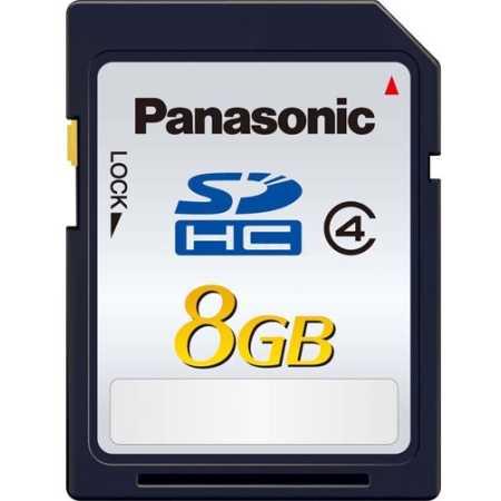 Panasonic RP-SDLB08GD0