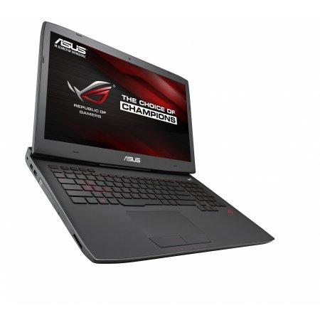 "Asus ROG G751JL-T7063T 17.3"", Intel Core i7, 2400МГц, 12Гб RAM, DVD-RW, 1Тб, Черный, Wi-Fi, Windows 10, Bluetooth"