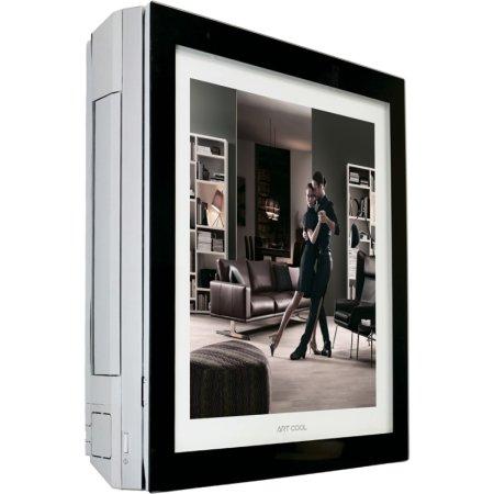 LG A12AW1 Черный, Настенный, 35м²