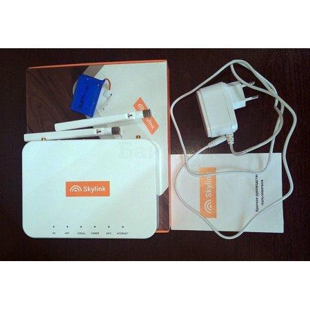 Skylink V-FL500 Теле2 Белый, 100Мбит/с, 5, 2.4