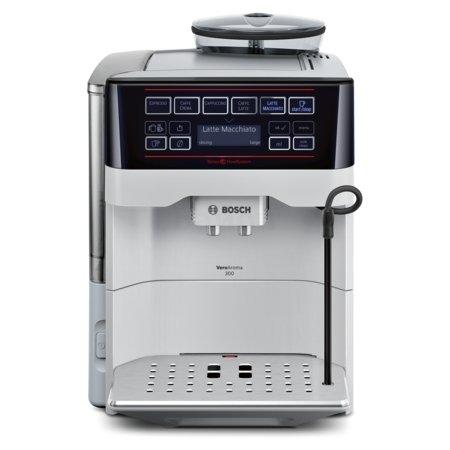 Bosch TES60321RW Черный, молотый, зерновой, 1.7л, 1500Вт