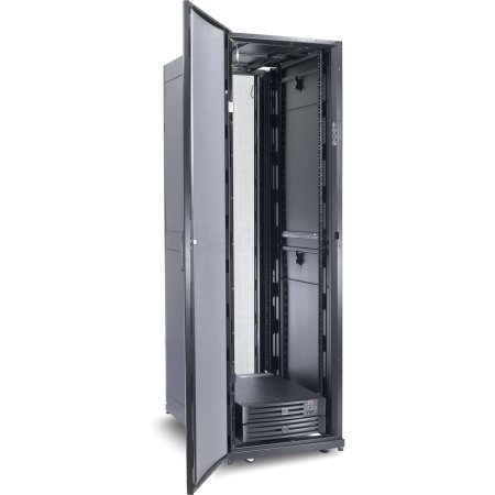 APC by Schneider Electric NetShelter SX 42U 600mm x 1070mm Enclosure with Sides Black