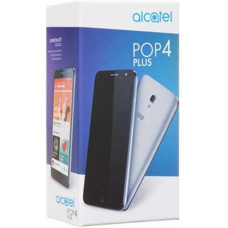 Alcatel POP 4 Plus 5056D белый