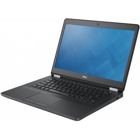 "Dell Latitude E5470-9648 14"", Intel Core i5, 2600МГц, 8Гб RAM, DVD нет, 512Гб, Windows 10, Черный, Wi-Fi, Bluetooth"