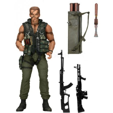 Neca Commando John Matrix, Коллекционная