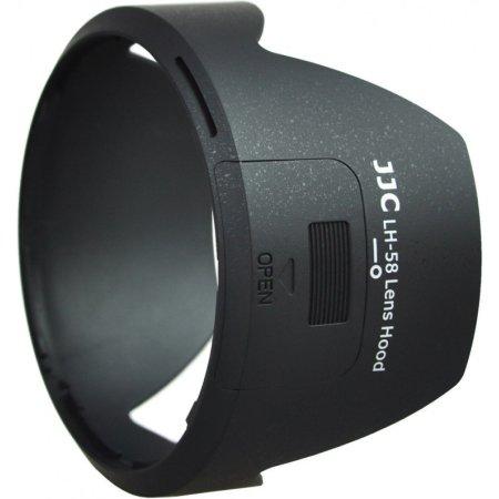 JJC LH-58 77, Бленда, Для зеркальных камер